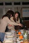 K večeři byla knedlíčková polévka
