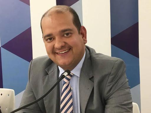 Bruno Farias do Cidadania poderá ser candidato a presidência da Câmara Municipal de João Pessoa