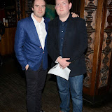OIC - ENTSIMAGES.COM - Gogglebox's George Gilbey and Adam Bradford at the Channel 5  launch of Gambling Awareness Day London 6th March 2015 Photo Mobis Photos/OIC 0203 174 1069