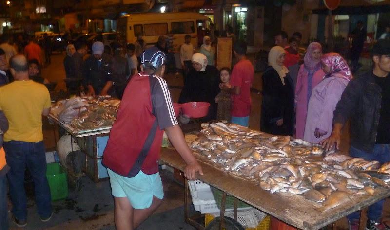 Asilah Fish Market