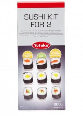 sushi kit for 2