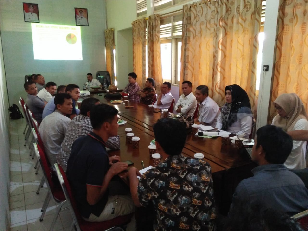 Satukan Persepsi, Balitbangda Sinjai Gelar Focus Group Discussion Bersama LP2M