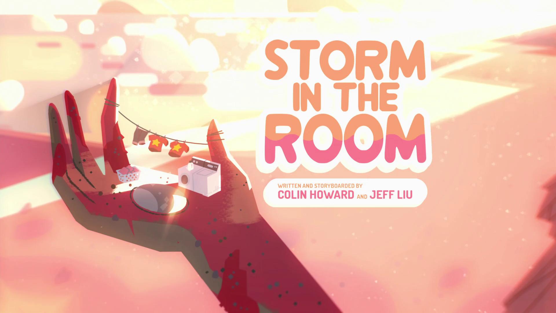 Steven Universo - Tempestade no Quarto