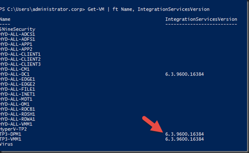 HYPER-V,SYSTEM CENTER AND AZURE: Win 2016 TP3 : RIP Vmguest