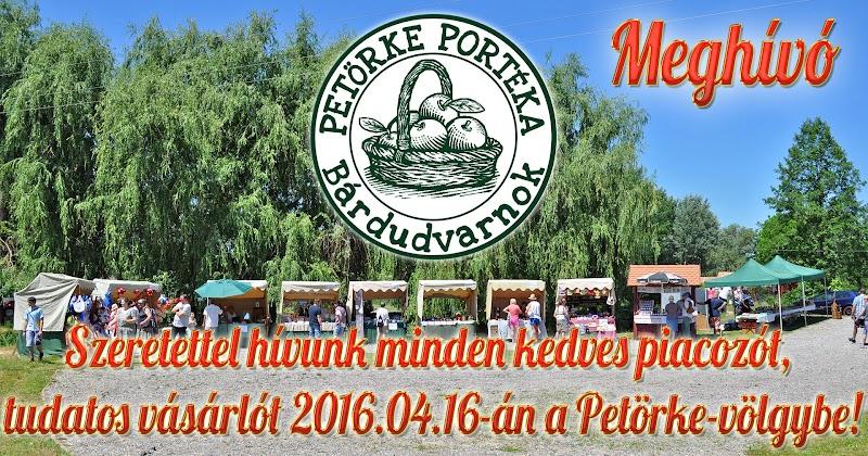 Petörke Portéka 2016.04.16