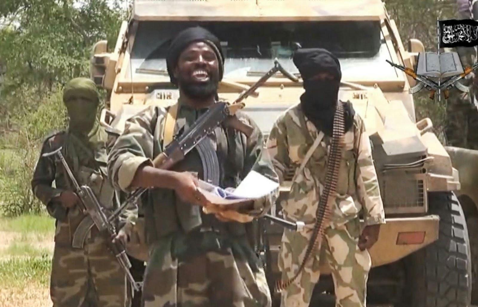 Image result for Abubakar Shekau