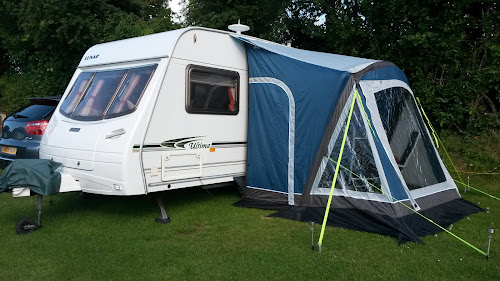 Bourton-on-the-Water Caravan Club Site at Bourton-on-the-Water Caravan Club Site