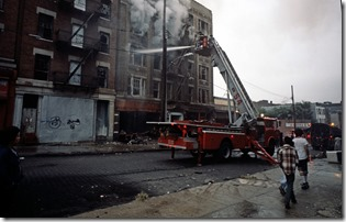 South Bronx Fire