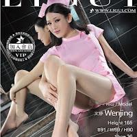 LiGui 2014.01.23 网络丽人 Model 文静 [34P] cover.jpg