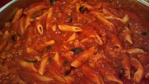 Mostaccioli Recipe