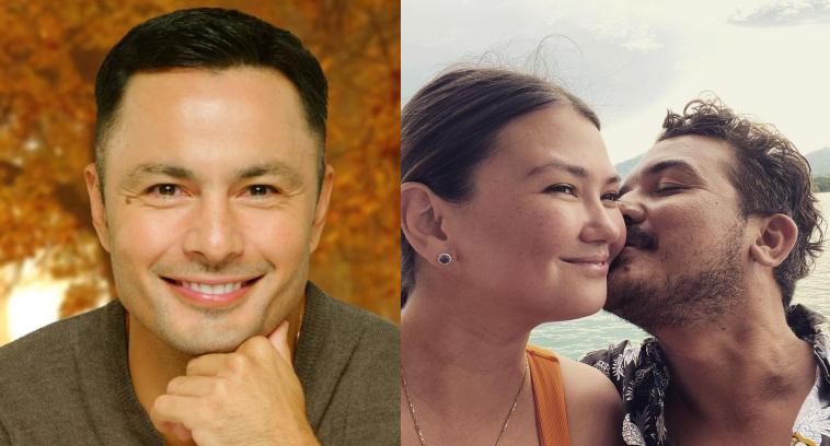 Derek Ramsey nag react sa masayang love life ngayon ni Angelica Panganiban