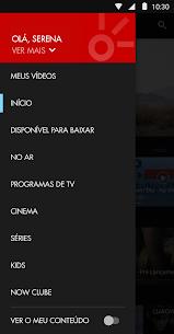 NOW  NET e Claro 1