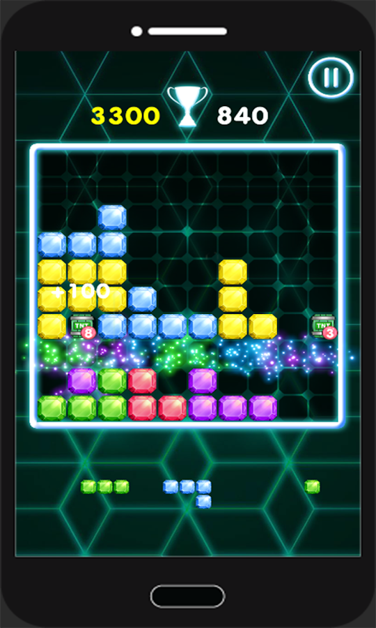 Block Puzzle Jewel Gratis- screenshot