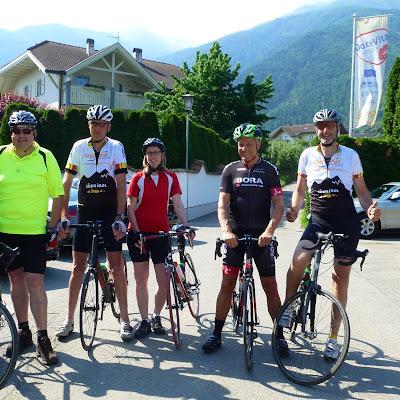 Roadbike Woche Tag 4 Didi Thurau springt ein