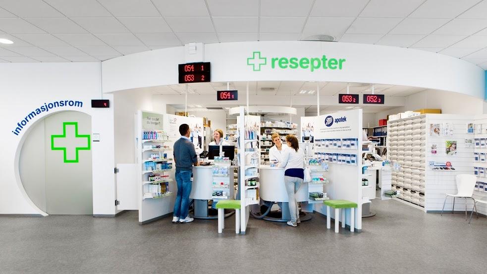 bragernes apotek åpningstider