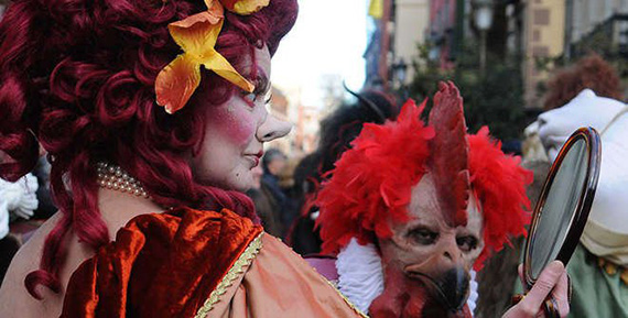 Carnaval de Madrid 2016