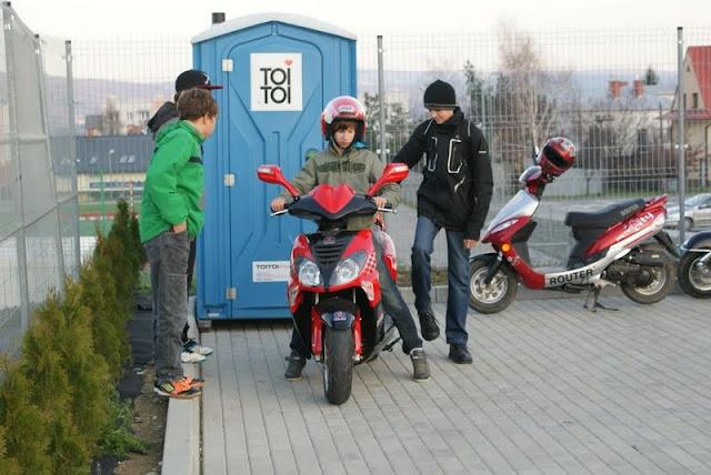 Karta motorowerowa Egzamin praktyczny - DSC01394_1.JPG