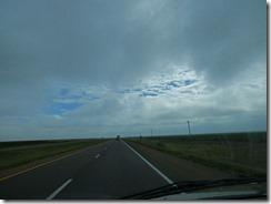I-70  in Western Kansas