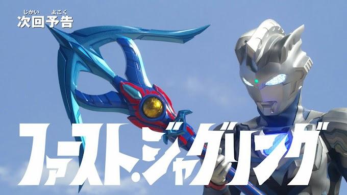 Spoiler Ultraman Z Episode 5