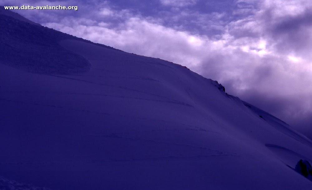 Avalanche Mont Thabor, secteur Petit Argentier, Bosse du Jeu - Photo 1