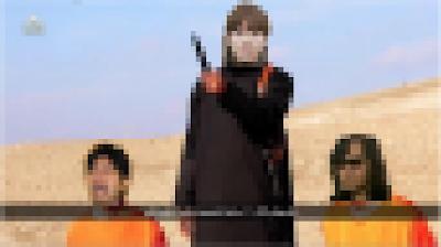 無関係な人が『#ISISクソコラグランプリ』に利用された例(※モザイク処理済み)