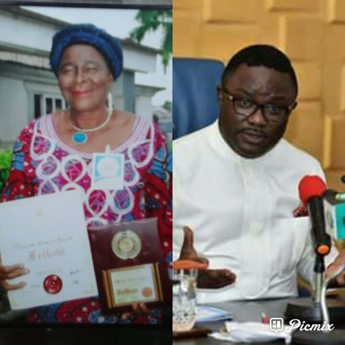GOVERNOR AYADE REMAINS COMMITTED TO DEVELOPMENT OF THE STATE - DG, CHILD PROTECTION COMMISSION