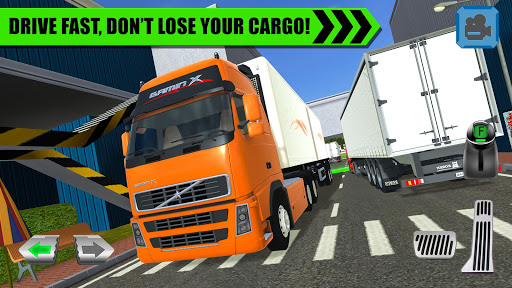 Truck Driver: Depot Parking Simulator 1.1 screenshots 4