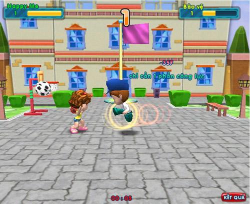 """Tìm hiểu """"siêu webgame"""" HappyMe do VNG phát triển 4"""