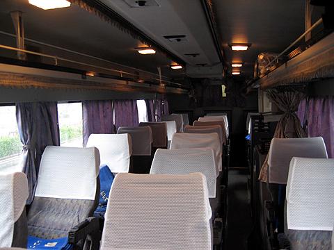 西鉄高速バス「さぬきエクスプレス福岡号」 3175 車内
