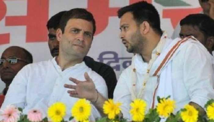 राहुल के मंच से बोले तेजस्वी- नीतीश जी से बिहार नहीं चलने वाला, हम ठेठ बिहारी और हमारा DNA भी ठीक