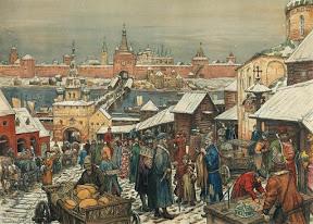 Торг в Нижнем Новгороде, 1908-1913