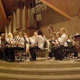 Konzert Bläsergruppe Gymnasium Melle 07.10.2008
