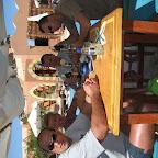 At TGI Club House (El Gouna)