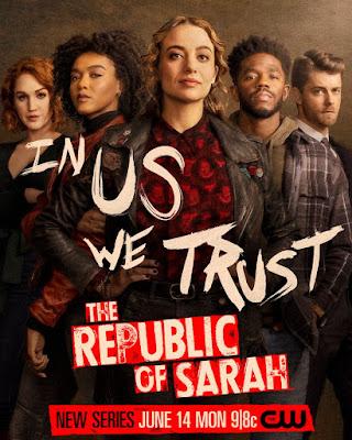 The Republic of Sarah The CW
