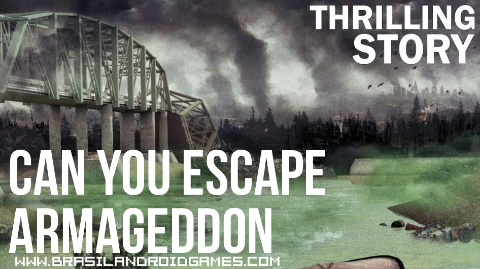 Can You Escape - Armageddon Imagem do Jogo