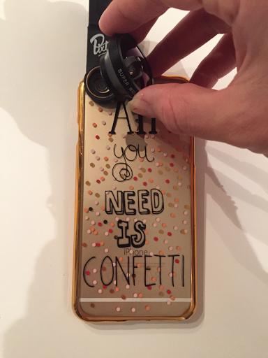 kit objectif smartphone pixter