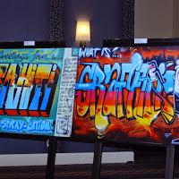 Tahiti Graffiti Festival, December 2014