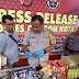 Satpas Pangan Polres Cirebon Kota, Ungkap Penjualan Makanan Kadaluarsa