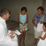 Visita pastoral, czyli koleda w srodku lata