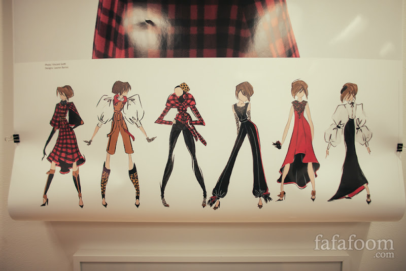 Designs by Lauren Barisic