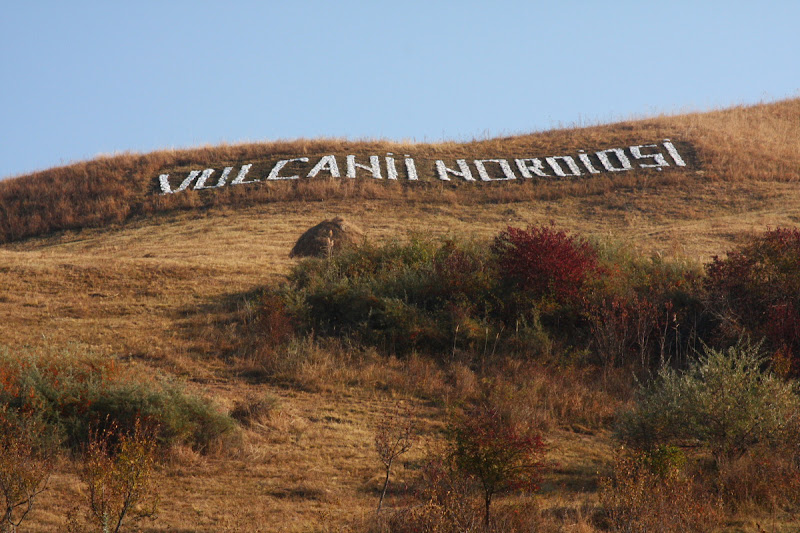 Buzau Berca Romania fenomene geologice diapir