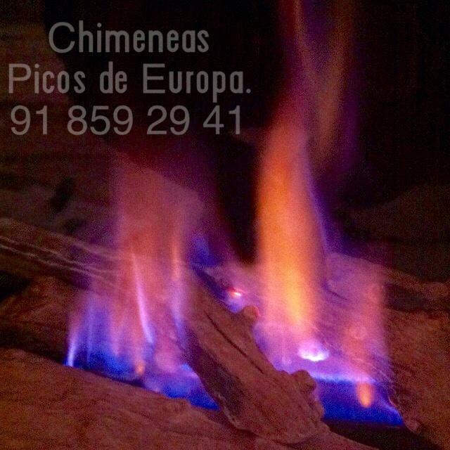 Chimeneas picos de europa instalaci n chimenea a gas en - Chimeneas picos de europa ...