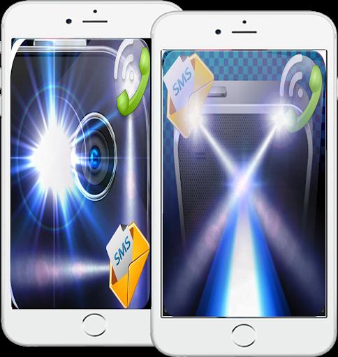 LED - 短信和通话闪动警报