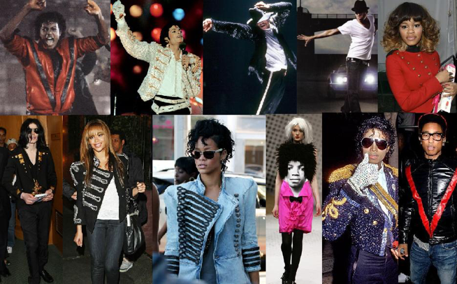 Personal Style: Michael Jackson