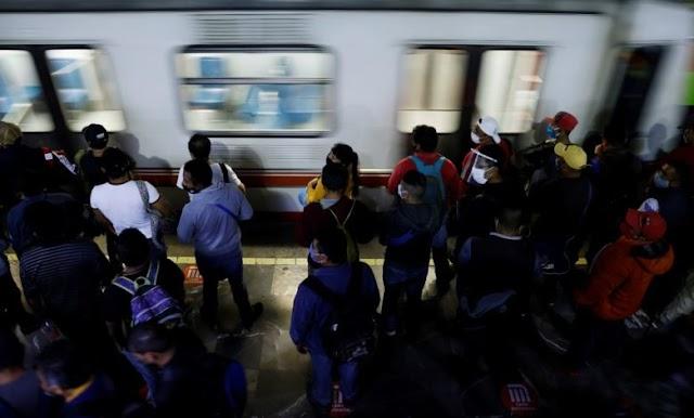 México, el peor lugar para vivir durante la pandemia de COVID-19: Bloomberg