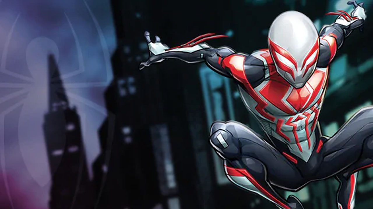 Review Uniform Spider-man 2099 All New All Different