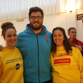 Presentación Campeonato España Lanzamiento