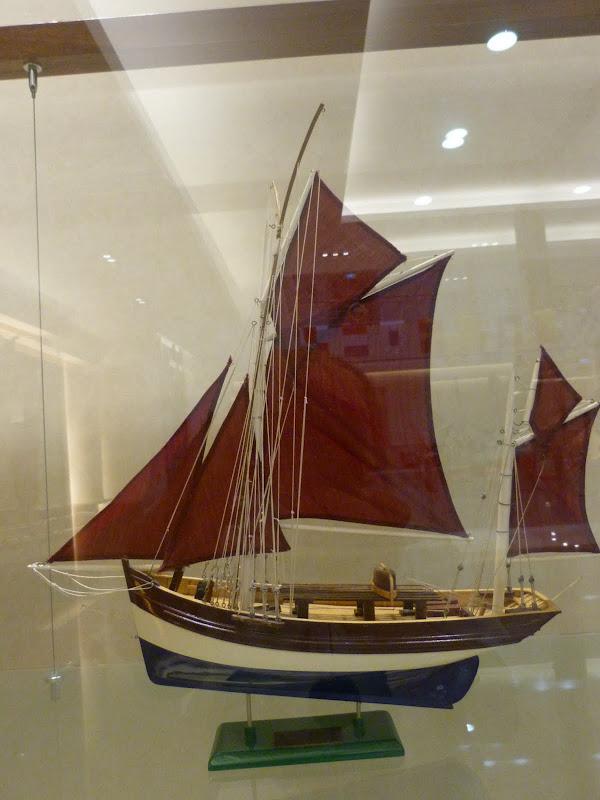 Taipei. Evergreen Maritime Museum. - P1340897.JPG