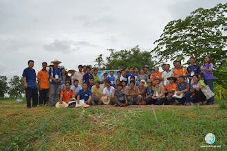Photo: Group Photo - TOT 4 , Tron, Uttaradit