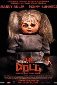 Capa The Doll Dublado 2018 Torrent